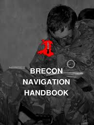 brecon navigation booklet compass map