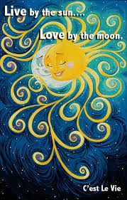 8 best sun moon painting ideas images on canvases