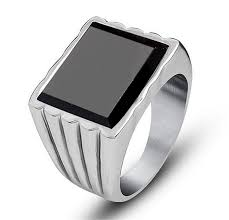 men ring designs sales simple design ring for men 316l stainless steel