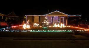 pictures of christmas lights on houses file harrahan christmas lights house 2 jpg wikimedia commons