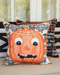decorative indoor outdoor halloween pillow balsam hill loversiq