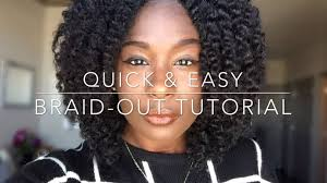 braid out natural hair the best quick u easy braid out for natural hair inspiration and