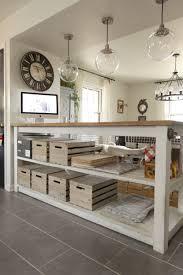 kitchen storage islands industrial kitchen island with storage from crates u0026 pallets