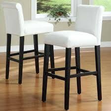 sofa amusing white wooden bar stool with back stools backs that