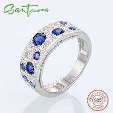 sted rings santuzza silver ring for women 925 sterling silver fashion