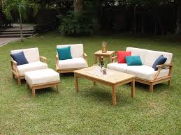Shabby Chic Patio Furniture by Modern Furniture Modern Teak Outdoor Furniture Large Vinyl Table