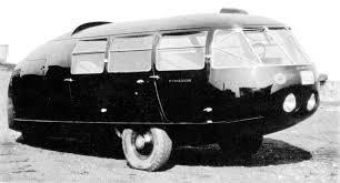 dymaxion car chronology