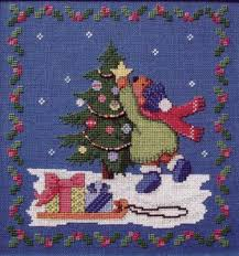 to trim a tree cross stitch pattern for you at gryphon s moon