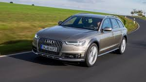 audi a6 allroad review top gear