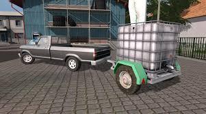 homemade truck cab homemade water tank v1 0