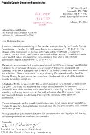 Job Hopping Resume by Ihb County Cemetery Commission