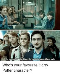 25 best memes about harry potter character harry potter