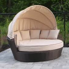 Patio Furniture Covers Toronto - shop wd patio 5tao round tao day bed at lowe u0027s canada find our