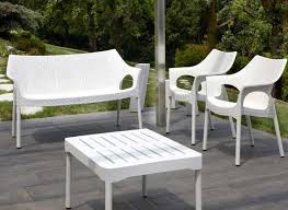 White Patio Chair How To Clean White Plastic Patio Chairs Myhappyhub Chair Design