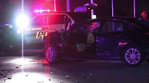 Dominion Lighting Alleged Drunk Driver Runs Red Light Near The Dominion Crashes