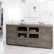 oak sideboards sale solid oak sideboards sale at tikamoon