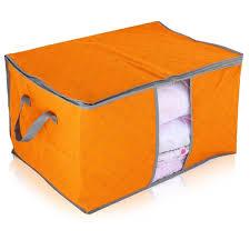 Duvet Bags New Large Jumbo Duvet Bedding Clothing Blanket Zipped Storage Bag