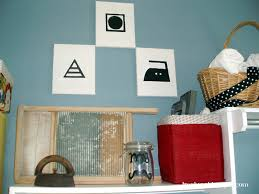 Cute Laundry Room Decor by Tales Of A Trophy Wife 11 Create A Fabulous And Functional
