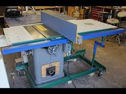 diy biesemeyer table saw fence how to make biesemeyer style guide rails table saw guide rails or