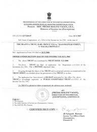 deed and registration prajnya journal