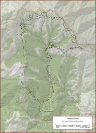 Castle Rock State Park Map by Basintrail Jpg
