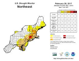 United States Drought Map by News Drought Monitor Shows Dramatic Changes To National Map