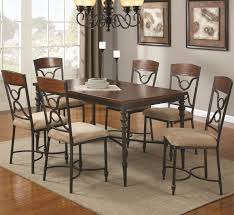 Metal Dining Room Tables by Steel Dining Room Table Design Gyleshomes Com Home Design Ideas
