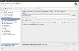 No Symbol Table Is Loaded Use The File Command Using Eclipse For Android C C Debugging Android Blog