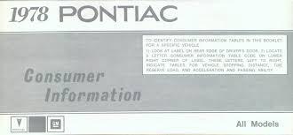 hitman u0027s pontiac trans am site original information