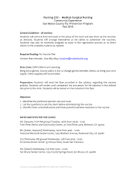 Resume Template Nurse Sample Nurse Resume With Job Description Resume For Your Job