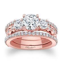 gold wedding sets barkev s gold bridal set 7973sp