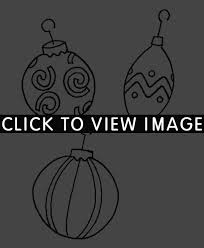 100 printable coloring pages christmas ornaments kids under