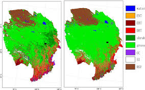 Tibetan Plateau Map Remote Sensing Free Full Text Mapping Plant Functional Types
