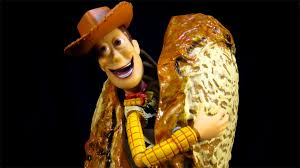 Revoltech Woody Meme - revoltech toy story no 10 bootleg ko woody the review that