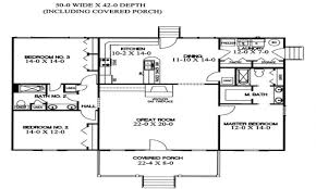 split floor plan house plans split bedroom floor plan modern contemporary ranch house plans