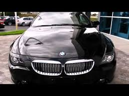 2005 bmw 645i review 2005 bmw 6 series 645ci convertible in winter park fl 32789