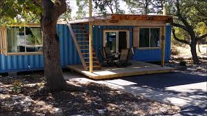 40 u0027x8 u0027 shipping container tiny home built for 20k