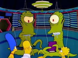 Simpsons Treehouse Of Horror I - tv treehouse of horror toca o terror