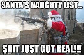 Naughty Funny Memes - naughty list imgflip