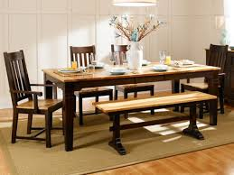 hickory dining room table hickory wood dining room furniture