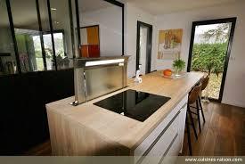 cuisine avec verriere une cuisine avec verrière l atout charme d une cuisine semi