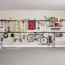 Garage Wall Organizer Grid System - best 25 rubbermaid garage storage ideas on pinterest garage