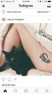 52 best tattoos ideas images on pinterest tattoo cat drawings