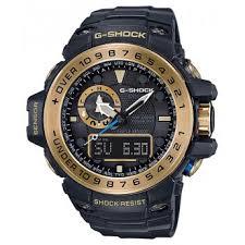 Jam Tangan G Shock jam tangan original casio g shock black x gold gulfmaster gwn 1000g