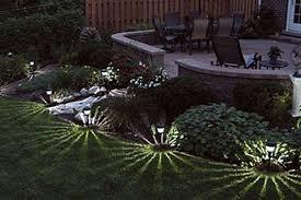 Home Depot Solar Landscape Lights How To Install Solar Landscape Lighting The Home Depot Canada