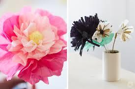 crepe paper flowers crepe paper flowers diy pretty peonies think make