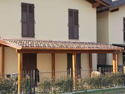 tettoia in legno per terrazzo porticati in legno parma reggio emilia portico tettoia copertura