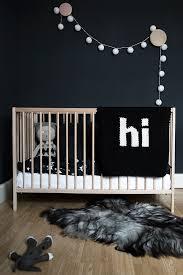 chambre bebe noir pourquoi pas une chambre d enfant