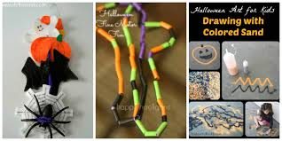 Halloween Drawing Activities Halloween Fine Motor Skills Activities For Kids
