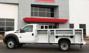 Ford F350 Truck Body - stock units demo dealer used work trucks mechanic trucks